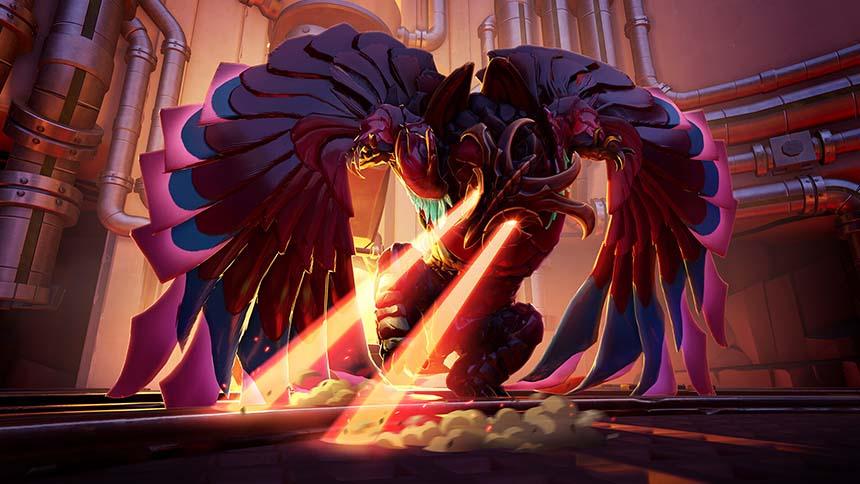 nuevo behemoth en Dauntless